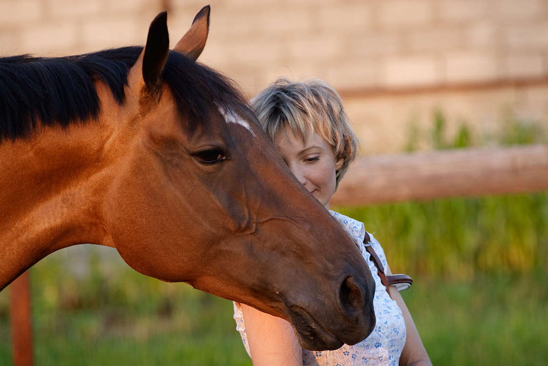horsewom